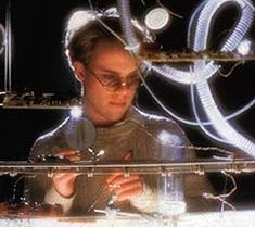 Tony La Russa, seen here attempting to blind everyone with science. Science, and double switches.