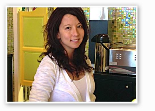 Owner Natasha Kwan.   Frida's Deli