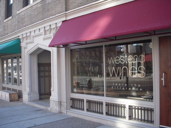 West End Wines opened at Laclede and Euclid on February 4