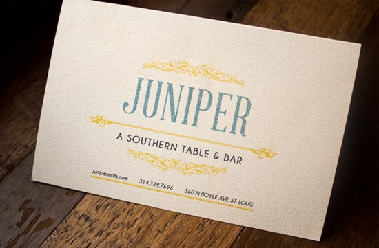 Head to Juniper to see what else awaits on its new menu.
