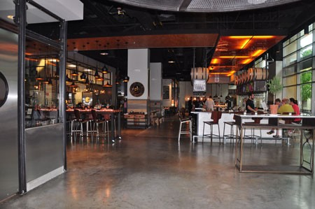 Inside Central Table Food Hall | Tara Mahadevan