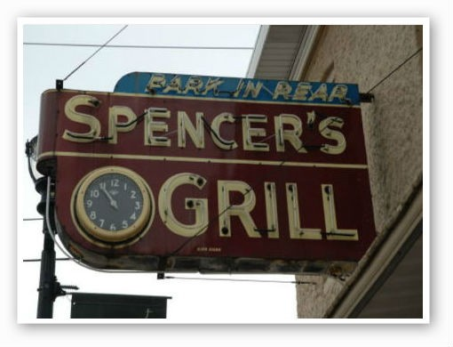 A classic sign for a classic place | RFT Photo
