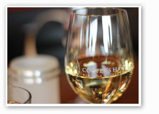 The unoaked Chardonnay. | Nancy Stiles