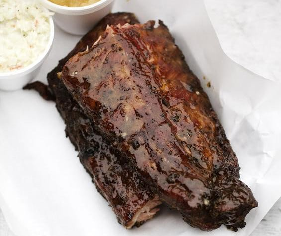 The ribs at Bogart's Smokehouse aren't the reason you came to St. Louis, but you'll be talking about them long after you leave. - JENNIFER SILVERBERG