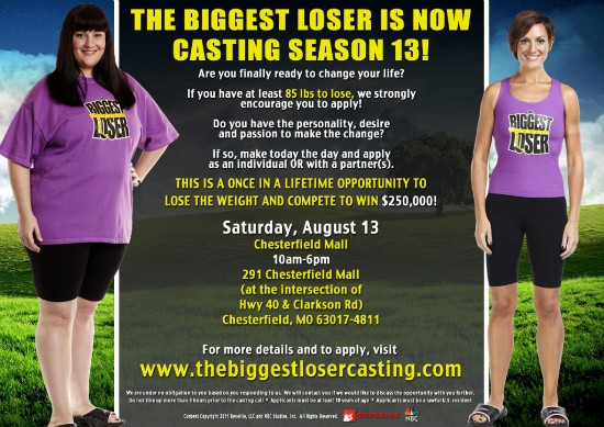 The reward Biggest Loser contestants receive is a big one: $250,000. - IMAGE VIA