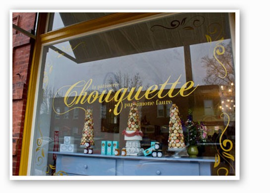 Gift packages galore at Chouquette -- treat yourself, too. | Mabel Suen