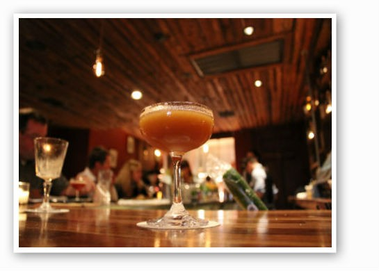 Taste's cocktails are matched only by their small plates. | Zach Garrison