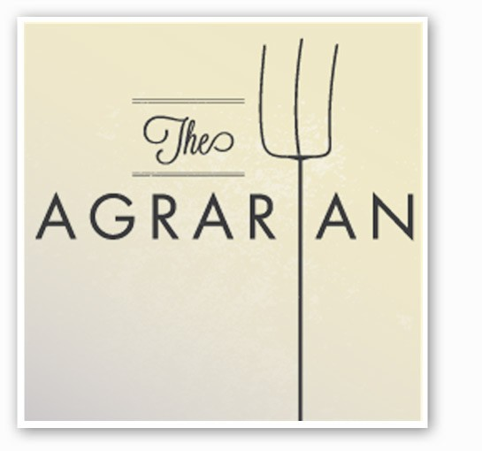 The Agrarian's second round runs till October. | Entre