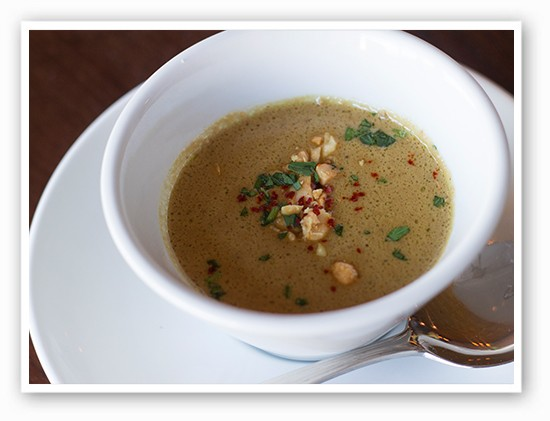 Kaffir lime-peanut  sauce | Mabel Suen