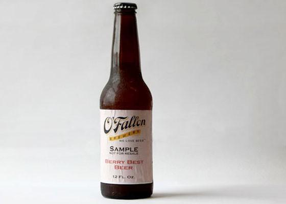 O'Fallon Berry Best Beer. | Nancy Stiles