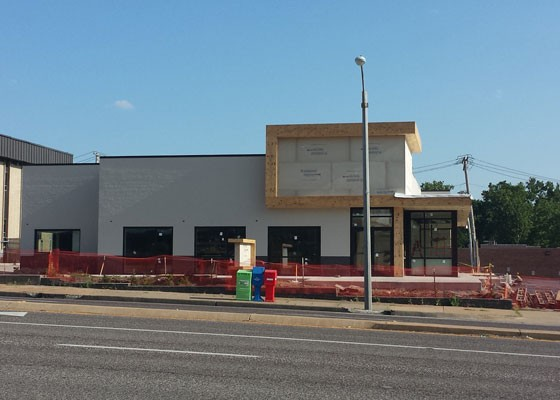 The future Bread Co. at 6734 Clayton Road. | Jessica Lussenhop
