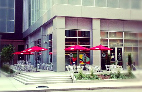Pi's new downtown location - COURTESY CHRIS SOMMERS