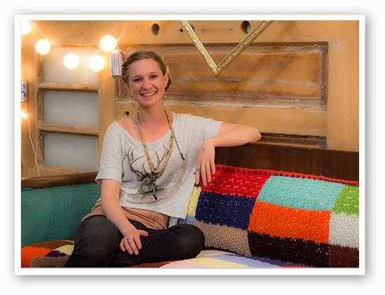 Co-owner Britt Bauer | Mabel Suen