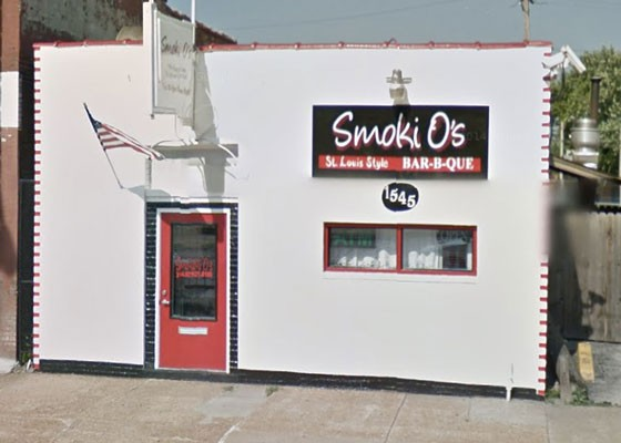 At Smoki O's. | Google Street View
