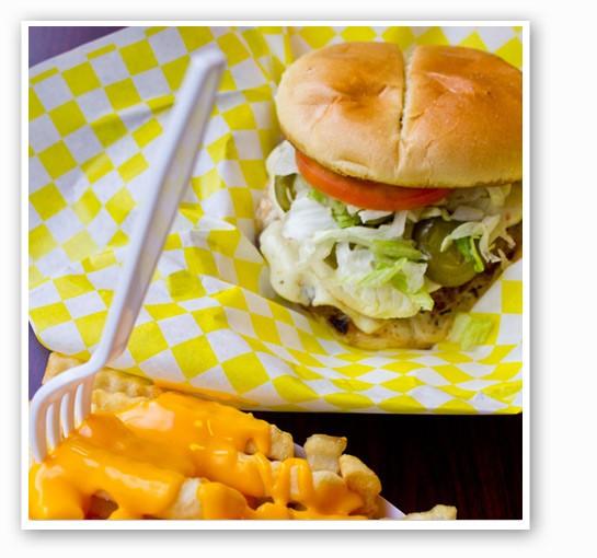 The Loco Burger at Chubbies. | Mabel Suen