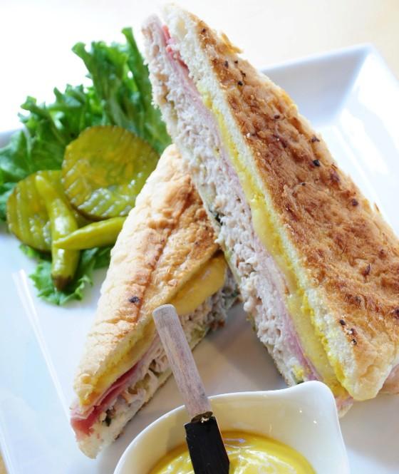 CUBAN SANDWICH | PICKLES DELI