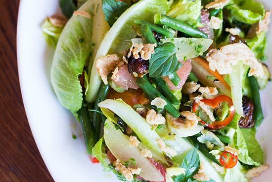 Fall salad.