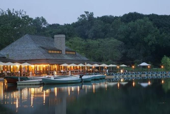 The Boathouse in Forest Park - RFT PHOTO