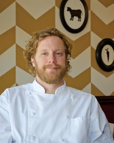Five Bistro's chef Anthony Devoti   Five Bistro