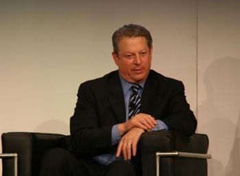Al Gore is super serial about veganism, guys.   Simone Brunozzi