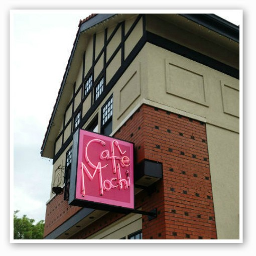 Café Mochi on South Grand. | Caillin Murray