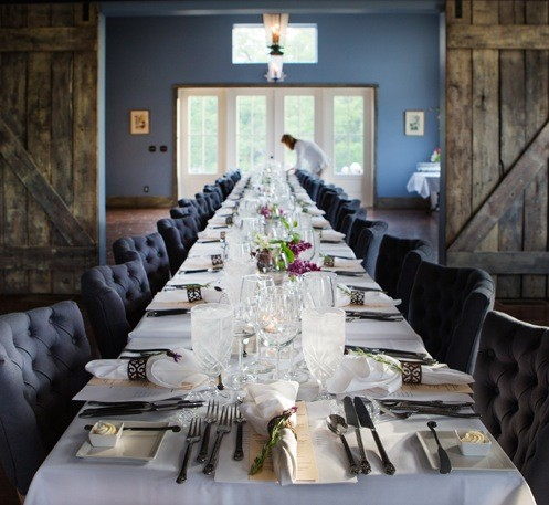 The dining room at Stone Soup Cottage. | Carmen Troesser