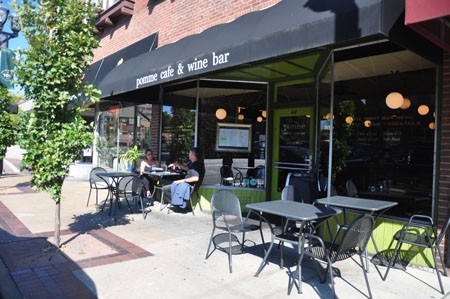 Pomme Cafe & Wine Bar | Tara Mahadevan