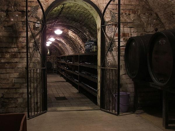 Also not Dave Nelson's cellar. - HYNEK MORAVEC, WIKIMEDIA COMMONS