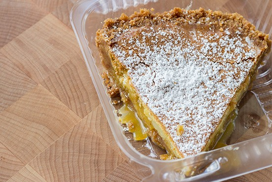 "Sugarfire Smokehouse's ""Crack Pie."" 