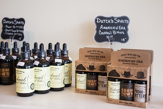 Best-selling bitters kits at Larder & Cupboard. | Photos by Mabel Suen