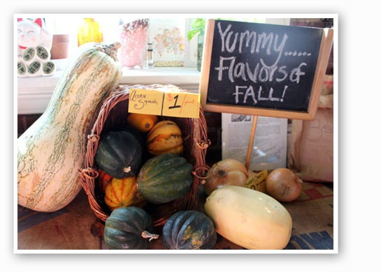 Pick up some squash for a side, while you're at it.   Mabel Suen