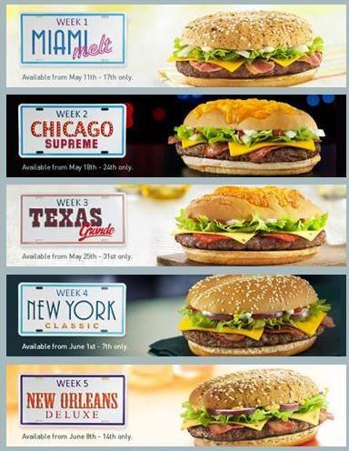 McDonald's brings the U.S.A. to the UK. - BURGERBUSINESS.COM