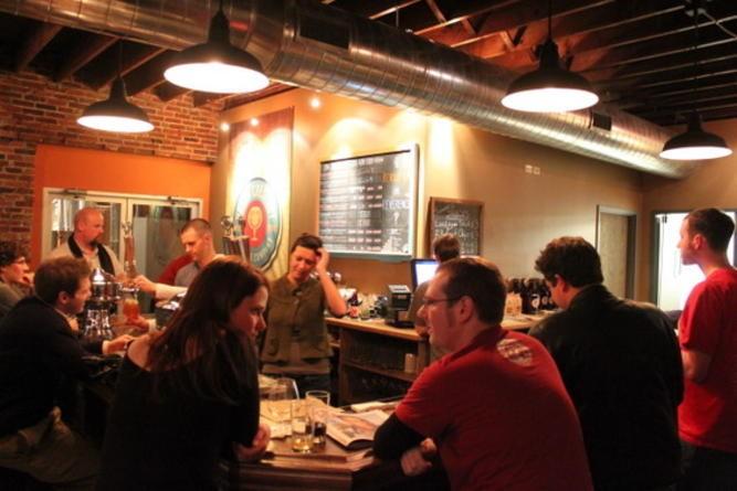 Urban Chestnut Brewing Company - RFT PHOTO