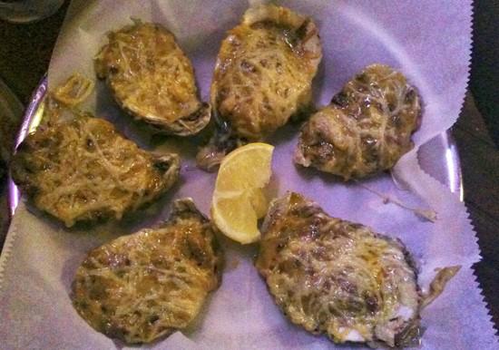 Oysters Bienville: Feeling randy yet? - KHOLOOD EID