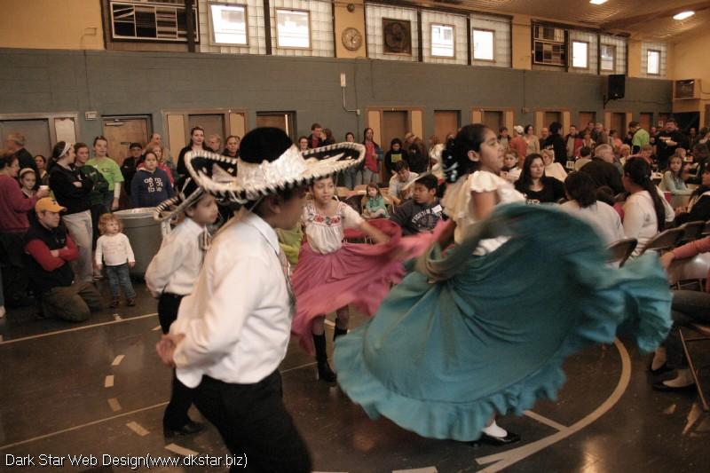 A scene from last year's fish fry at St. Cecilia - IMAGE VIA