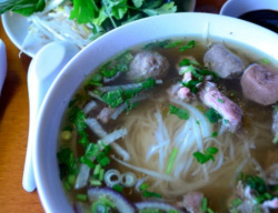 Pho from Mai Lee. | Stephanie Tolle