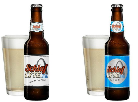 Buying these soon-to-be Schlafly collector's items also helps a good cause. - IMAGE VIA