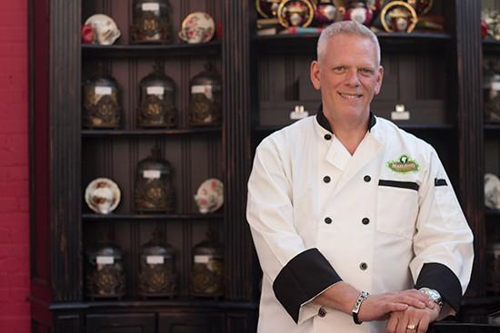 Chef Ben Herbert.