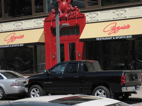 Union electricians aren't doing backflips for the new Ozzie's Restaurant & Sports Bar. - IAN FROEB