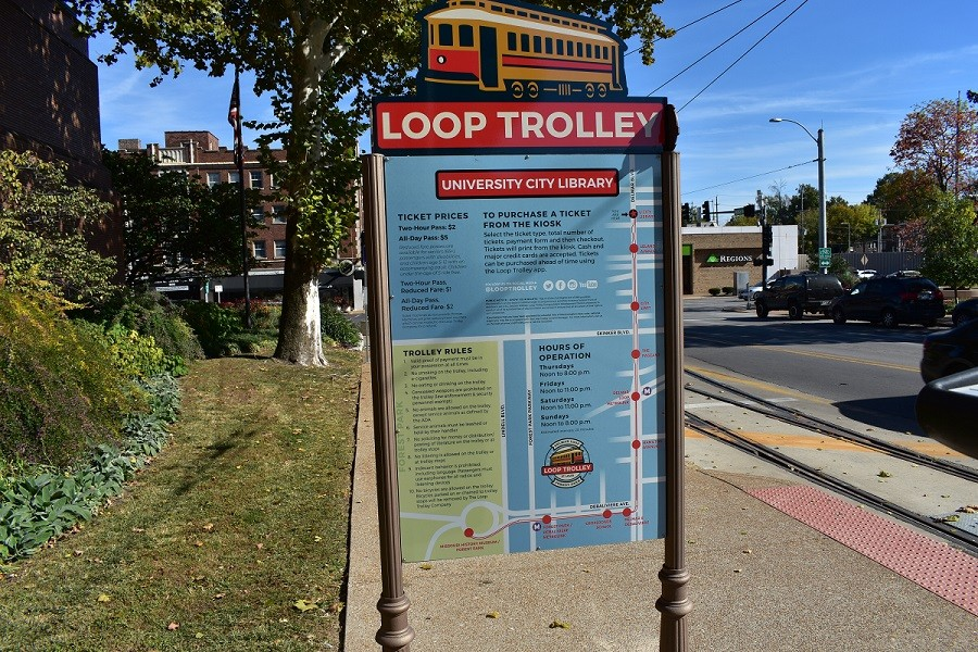 Everything you always wanted to know about the Loop Trolley, except its start date. - DANIEL HILL