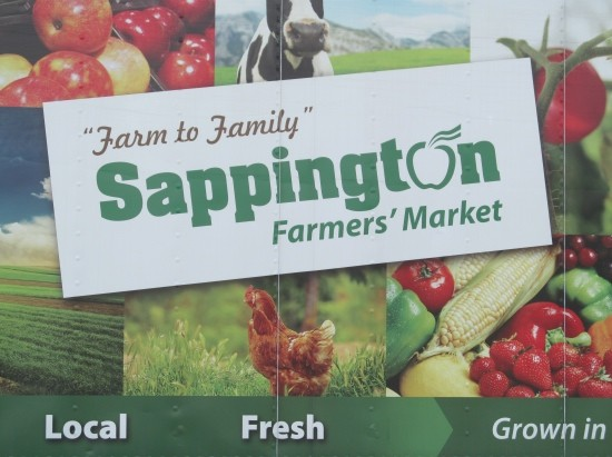 Farm to Family Naturally's Sappington Market will soon provide a mobile farmers market at four local transit centers. - STEPHEN FAIRBANKS