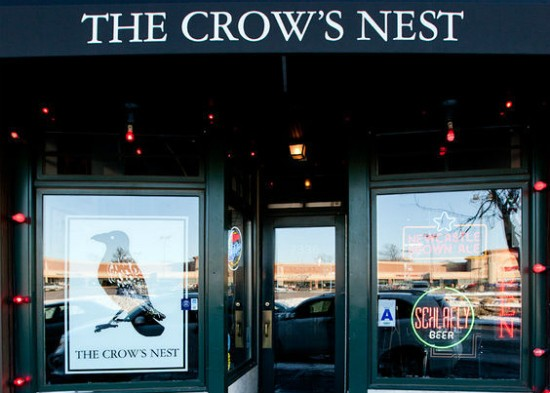 The Crow's Nest in Maplewood. - JENNIFER SILVERBERG