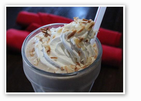 Alcohol and ice cream? Yes please. | Evan C. Jones