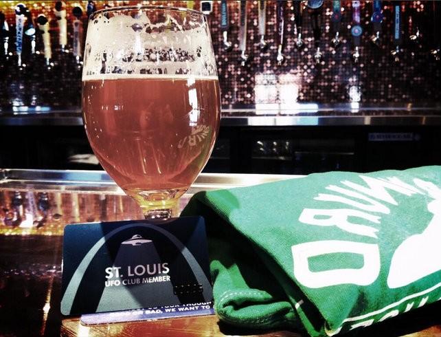 Saucerwatch: First Beer - @THESHOWMEPLATE A.K.A. JOE HOFFMANN