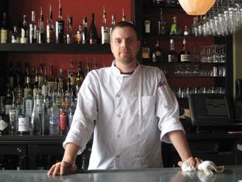 Chef Brian Hardesty - COURTESY LUCKY YOU PRODUCTIONS