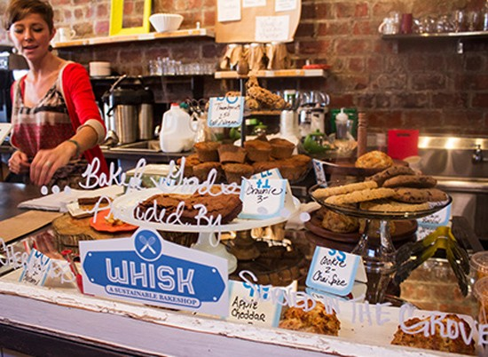 A variety of options from Whisk Bakeshop. - MABEL SUEN