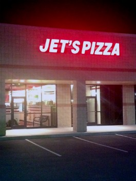 Jet's Pizza in Ballwin. - EVAN C. JONES