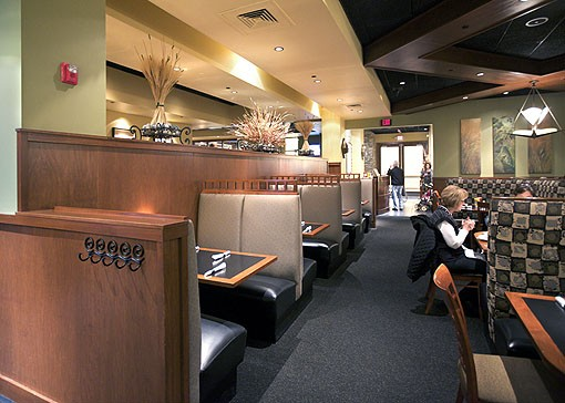 Both spaces (in West County and Fairview Heights) were previously J. Buck's, where Constance had been executive chef for about eight years. See more photos from inside Hanley's in this slideshow. - PHOTO: JENNIFER SILVERBERG