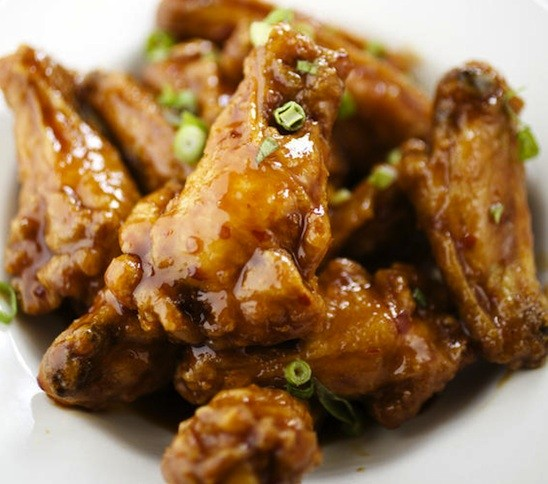 "The wings at this year's ""Best Neighborhood Restaurant"" - JENNIFER SILVERBERG"