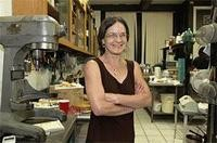 La Dolce Via owner Marcia Sindel, once again the baker of the city's finest scones. - JENNIFER SILVERBERG